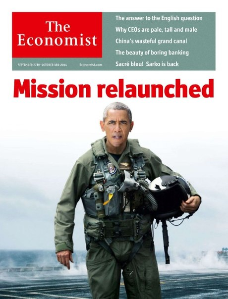 THE ECONOMIST - Audio Edition, September 27th to October 03rd - 2014