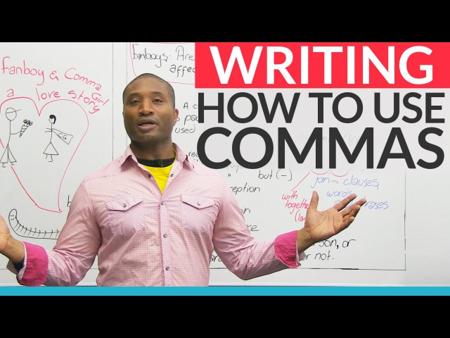 Writing Skills When to use commas with FOR AND BUT OR YET SO NOR