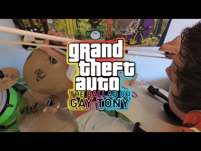 GTA TBoGT Theme Song Cover