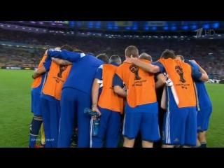 Футбол. ЧМ 2014. Финал. Германия-Аргентина (весь матч)
