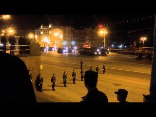 Репетиция парада к 9 мая в Ростове-на-Дону! 28 апреля 2015 - 5