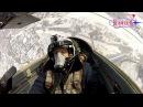 Полет на МиГ-29 / Flight on Mig-29