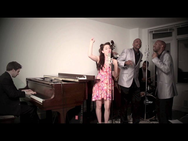 We Can't Stop 1950's Doo Wop Miley Cyrus Cover ft Robyn Adele Anderson The Tee Tones