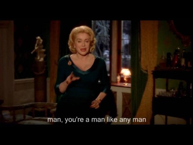 Catherine Deneuve toi jamais English subtitles