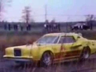 Kenny Powers - Rocket-Powered Lincoln Continental Super Jump