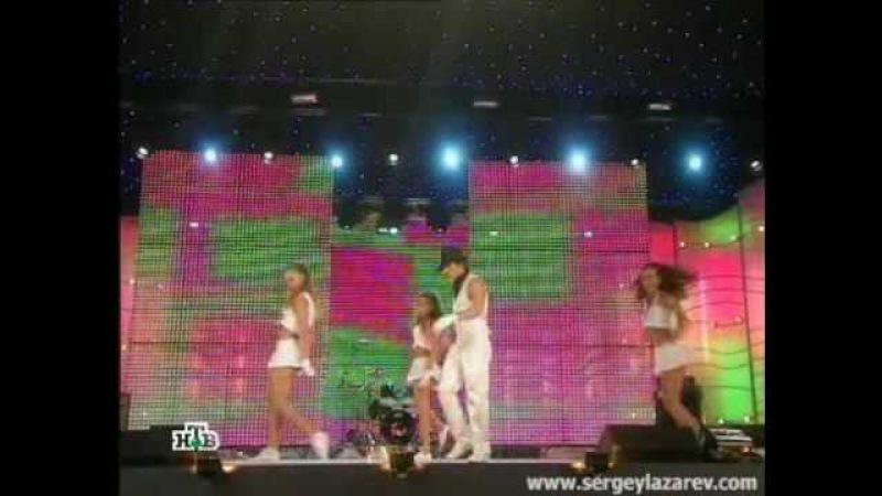 Sergey Lazarev - Cant Let You Go (Новая волна 2005)