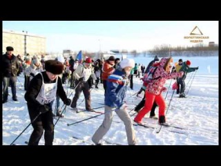 Воркута. Лыжня России 2015