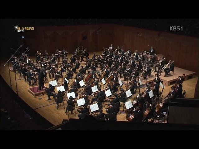 Beethoven Symphony No 5 Full Length 정명훈 Chung Myung Whun Seoul Philharmonic Orchestra