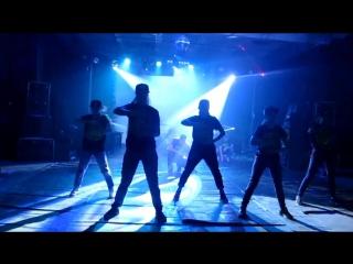 King step перфоманс для выстаи-концерта nirvana