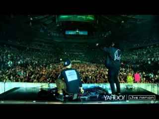 Jack U (Diplo and Skrillex) New Year's Eve LIVE at Madison Square Garden