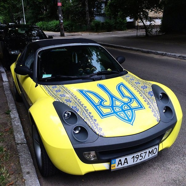 Машины в украине картинки