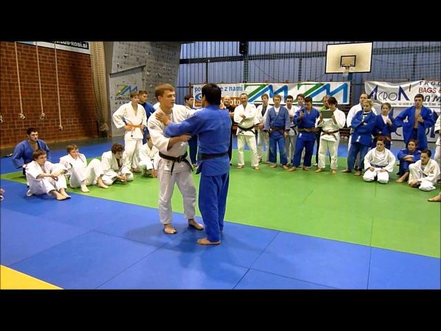 Zantaraia Judo Training