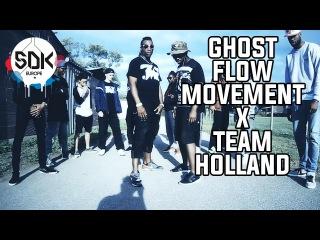 Ghost Flow Movement X Team Holland @ SDK Europe 2015 | Orokana World