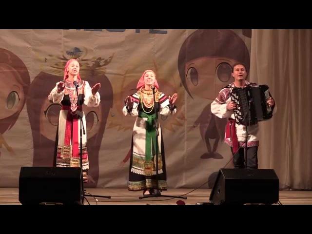Синтетюриха (Лазоревый цвет, дуэт, Мария Верлянко, Анастасия Серых)