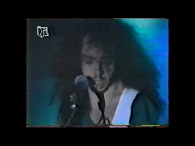 SHAH ШАХ Live In Munich'88 Save The Human Race Russian support of KRUIZ