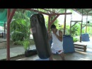 Tiger Muay Thai and MMA: Techniques: Heavy Bag Warm-Up