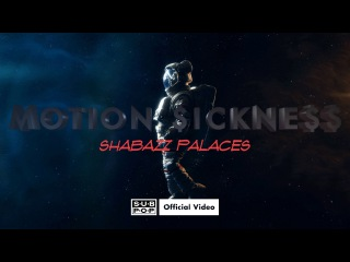 Shabazz Palaces - Motion Sickness [OFFICIAL VIDEO]