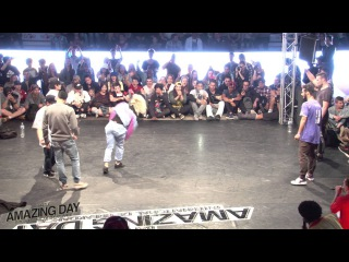 Battle AMAZING DAY 2015 - Quart de finale - Core vs Europe