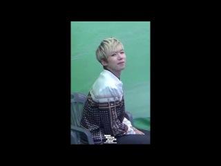 [FANCAM] 141115 100% Rockhyun @ Namdong Youth Musician Festival