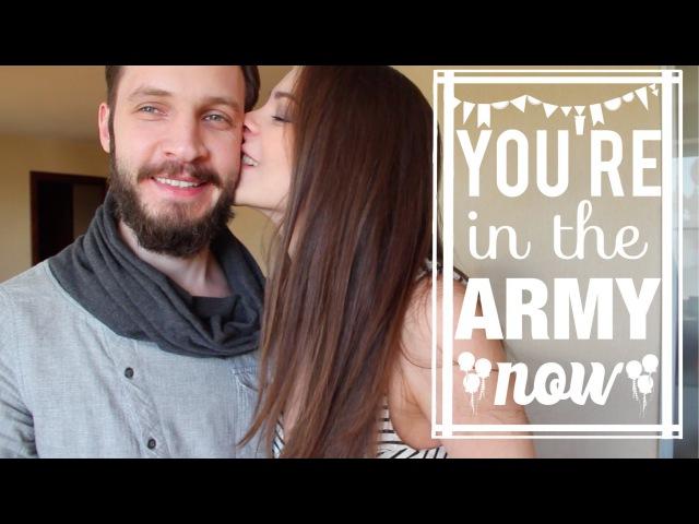 Армия за 9 месяцев или Беременная жена глазами мужа