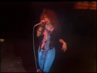 Lee aaronlive at dominion theatre/november 20th,1985/