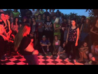 Dora vs LI  | Dancehall Beginers Final | Sound Jam vol.1