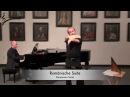 Rumänische Suite Panflöte und Klavier Matthias Schlubeck Thorsten Schäffer