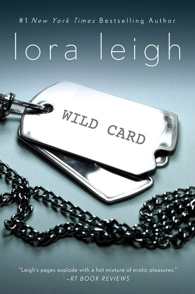 Wild Card (Elite Ops #1)