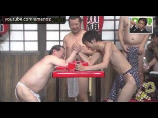 Crazy Japanese Dont Fart Challenge