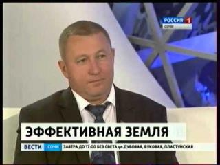 Гость студии: Дмитрий Козаченко, первый заместитель председателя аграрного комитета ЗСК
