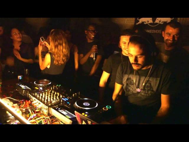 Buraka Som Sistema Boiler Room Lisboa DJ Set Red Bull Music Academy Takeover