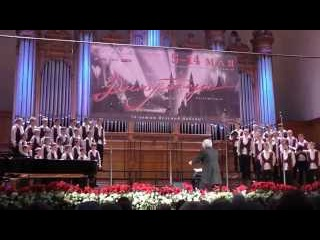 БРАМС «Nachtwache», соч. 104 № 1 Владимирская хоровая капелла мальчиков и юношей