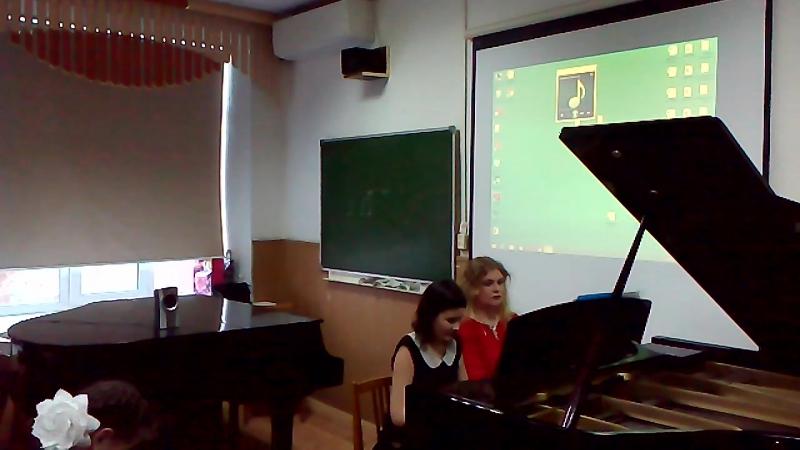 Либертанго Аcтор Пьяццолла Василина Бородёнок и Олеся Дмитриевна Филинкова