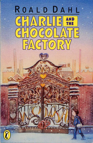 Roald Dahl-Charlie and the Chocolate Factory