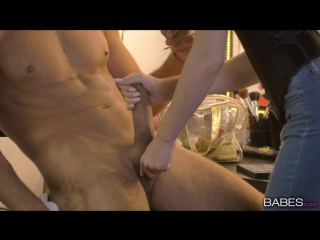 [babes] anny aurora (2017) [big dick, sex, handjob, feet, fetish, innie pussy, cowgirl, reverse cowgirl, blowjob]