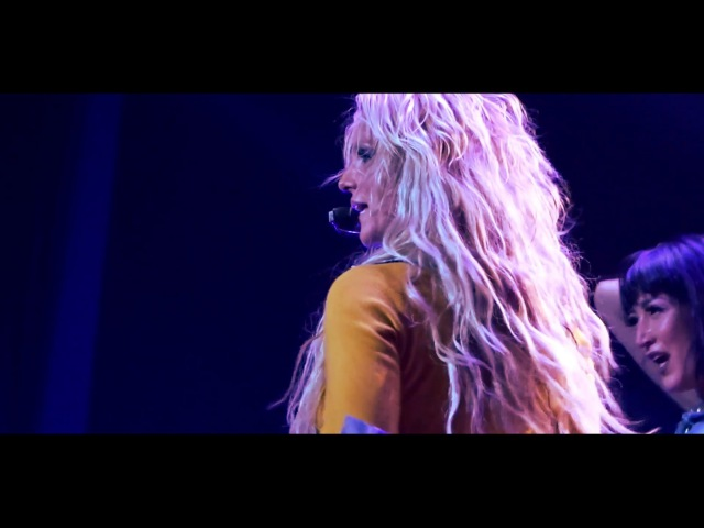 Gimme More | DVD Edit - Piece of Me Revamped