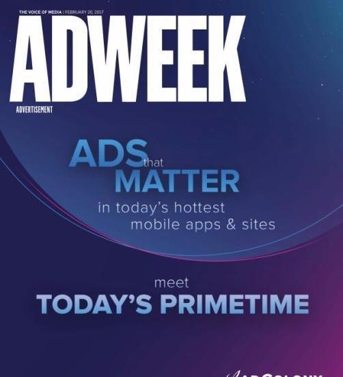 Adweek - 20 February 2017