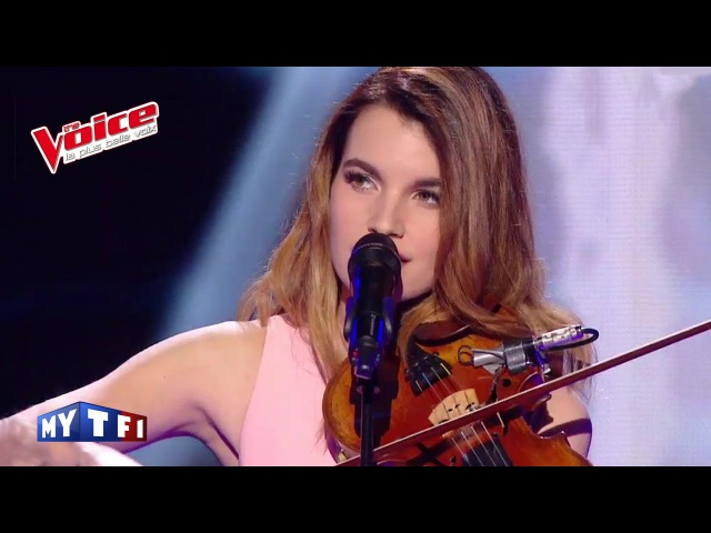 Twenty One Pilots – Stressed Out   Gabriella Laberge   The Voice France 2016   Prime 1