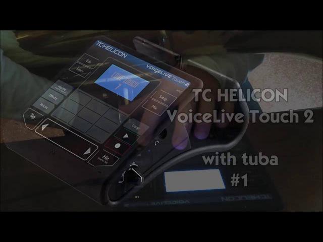 TC Helicon with Tuba 1