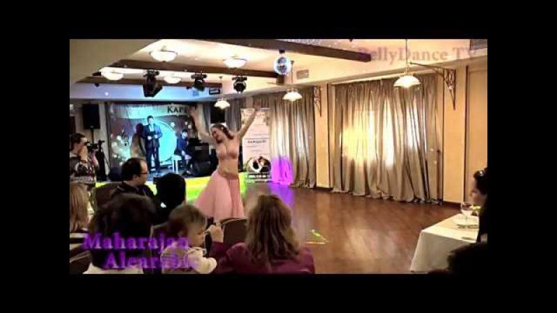 Bellydance TV - Maharajan Alearabic - Екатерина Коныгина