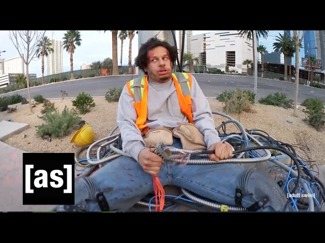 Powerlines The Eric Andre Show Adult Swim