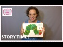 Children's Book: The Very Hungry Caterillar by Eric Carle - Read Aloud by Miss Nina