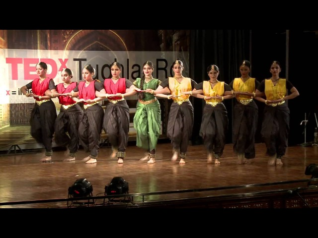 Newton's third law of karma: MAYA -- INNOVATIVE BHARATANATYAM at TEDxTughlaqRd