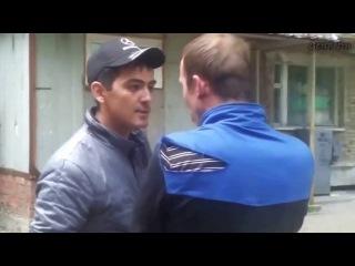 деревенский mortal combat:)