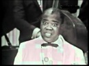 Louis Armstrong sings Mack the Knife