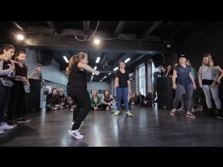 Alya vs Kse vs Edka |Dancehall Pro| Myway Groove 2015