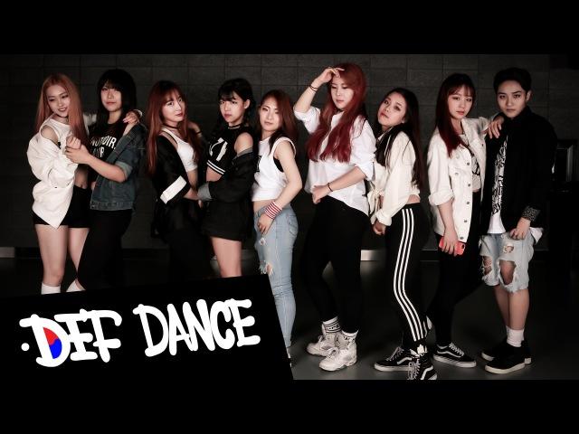 [댄스학원 No.1] EXO (엑소) - LOVE ME RIGHT (러브미라잇) KPOP DANCE COVER / 데프수강생 월말평가 방송댄스 50504