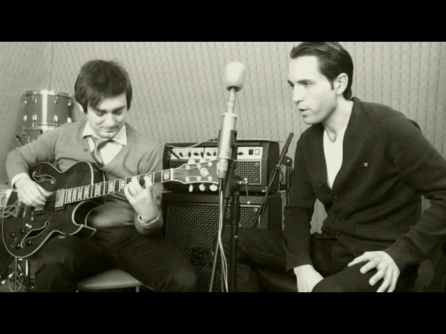 Frank Sinatra Fly Me To The Moon cover by The Jazzifiers Daniel Zamfir Marius Pop