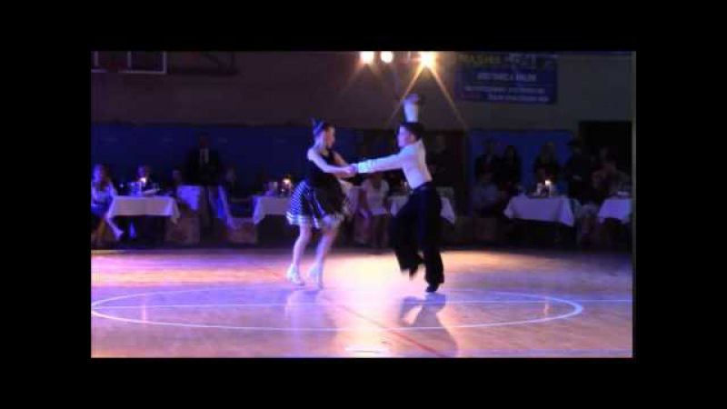 Tatry Dance CUP 2015 Artur Ravlyk i Margita Solomiia