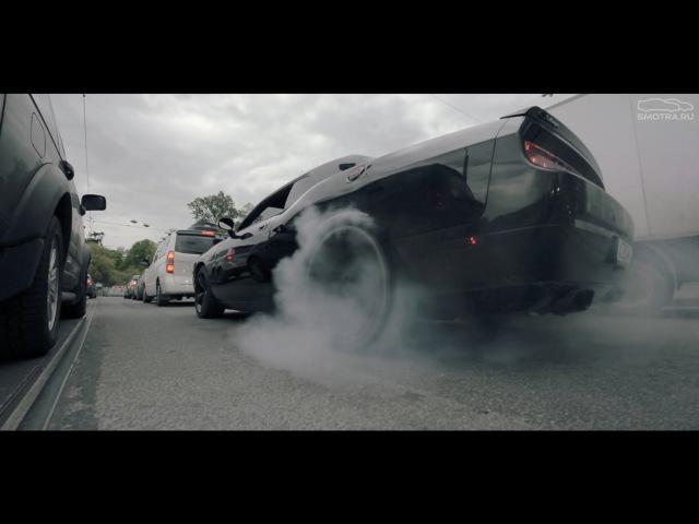 Тест драйв от Давидыча Dodge Challenger SRT8 Hennessey 800HP